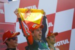 Lorenzo champion du monde MOTOGP !